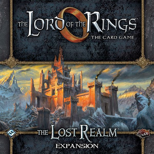 The Lord of the Rings LCG: The Lost Realm