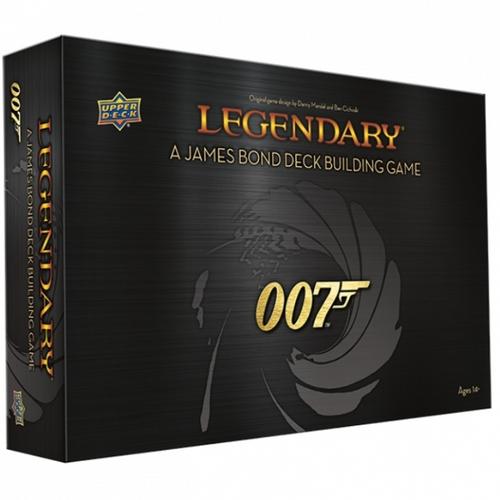 fa709cc2e6 Legendary: 007 - James Bond Deck