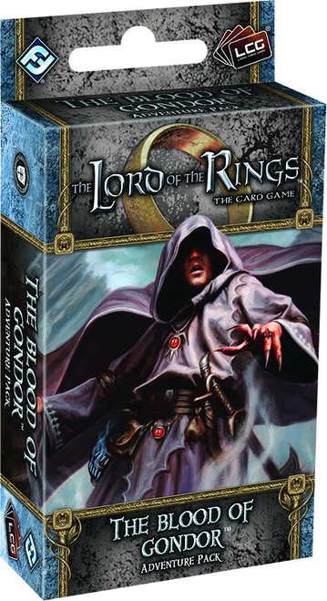 The Lord of the Rings LCG:  The Blood of Gondor