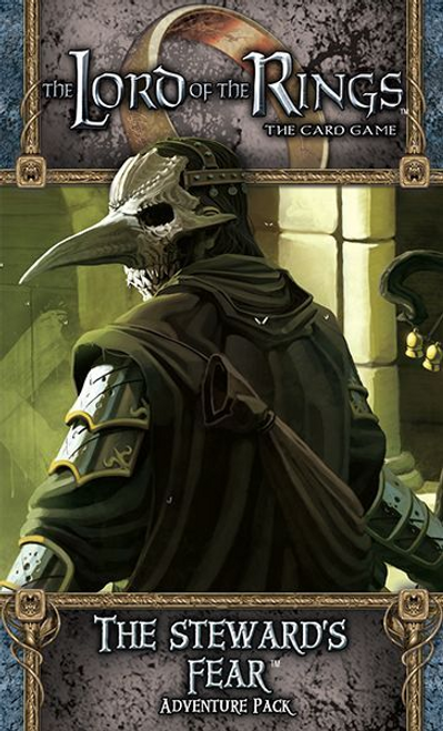 The Lord of the Rings LCG: The Steward's Fear