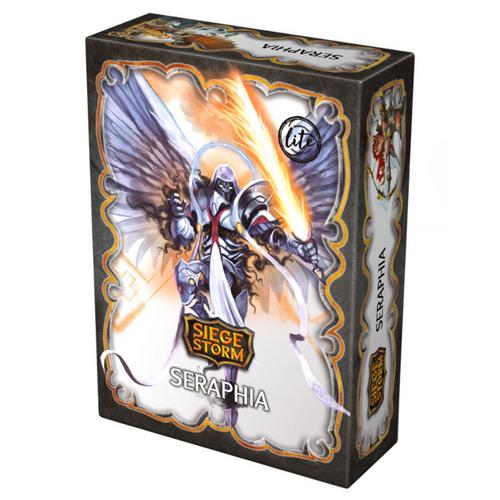 Siege Storm:  Seraphia Faction Deck