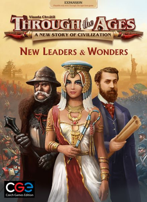 Through the Ages: New Leaders and Wonders