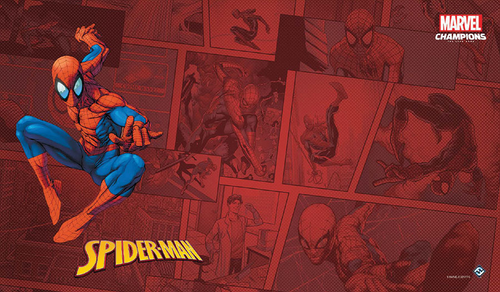 Marvel Champions LCG: Spider-Man Game Mat