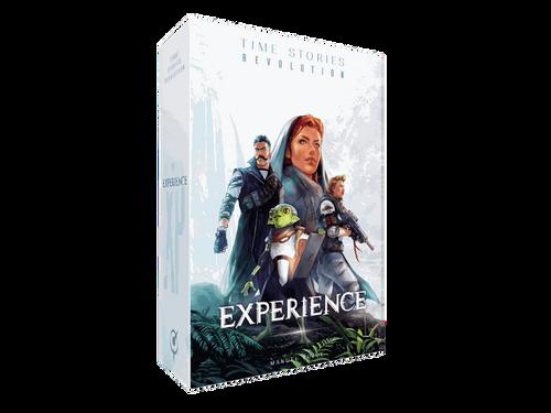 T.I.M.E Stories: Revolution - Experience