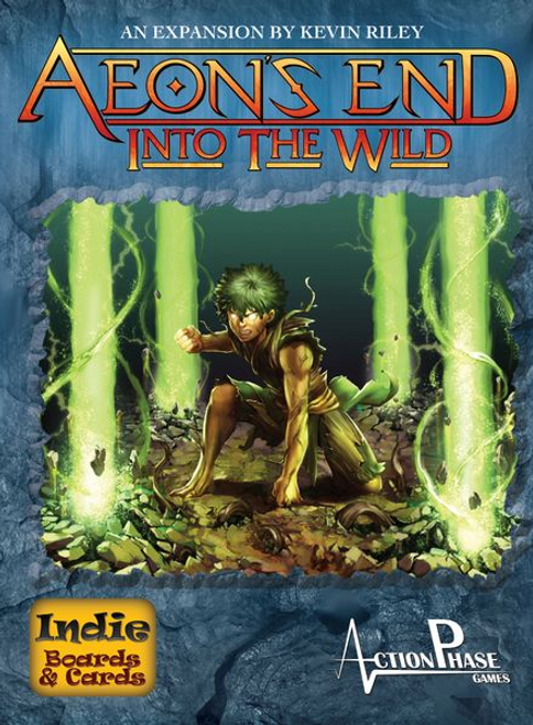 Aeon's End: Into The Wild Expansion ( second edition)