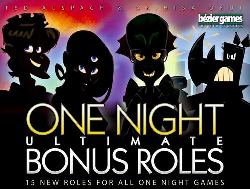 One Night Ultimate Werewolf: Bonus Roles