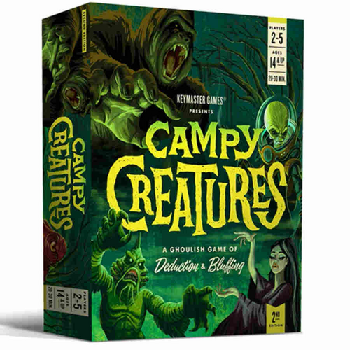Campy Creatures ( second edition )