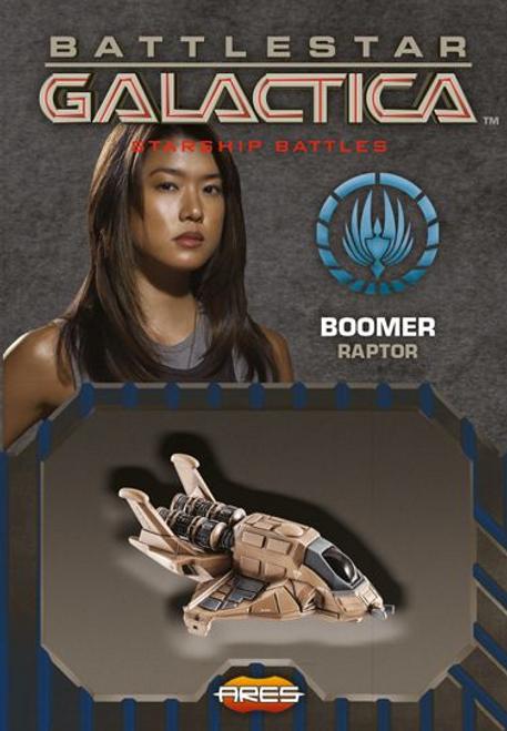 Battlestar Galactica: Spaceship Pack -  Boomer Raptor