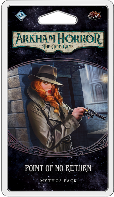 Arkham Horror: The Card Game -Point of No Return