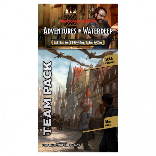 Dungeons & Dragons Dice Masters: Adventures in Waterdeep Team Pack