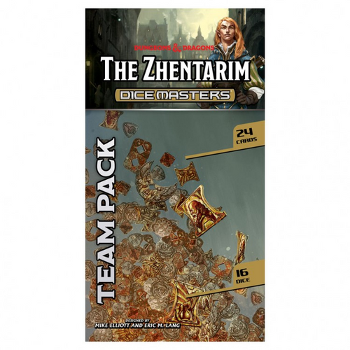 Dungeons & Dragons Dice Masters: The Zhentarim Team Pack