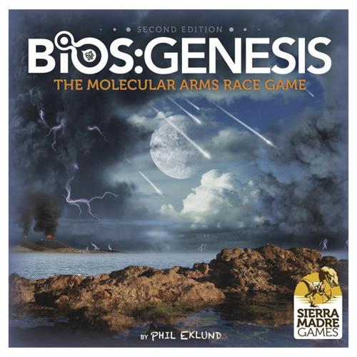 Bios: Genesis  ( second edition )