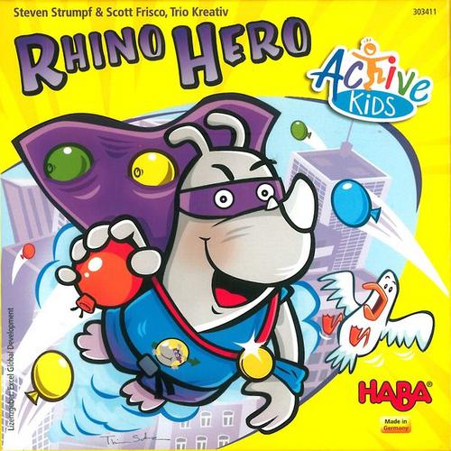 Rhino Hero: Active Kids