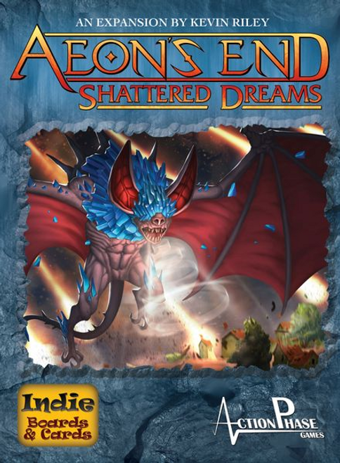 Aeon's End: Shattered Dreams Expansion ( second edition)