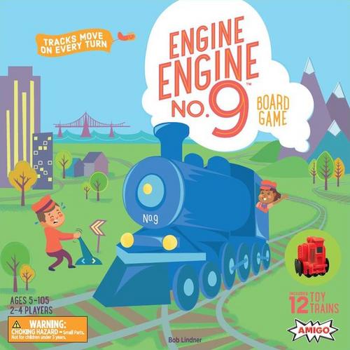 Engine, Engine No. 9