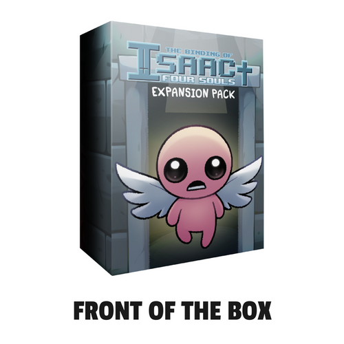 The Binding of Isaac: Four Souls +