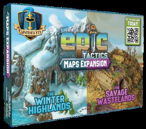 Tiny Epic Tactics Map Pack
