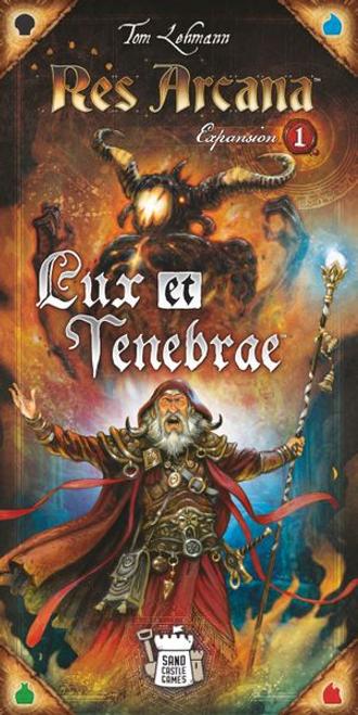 Res Arcana: Lux et Tenebrae Expansion