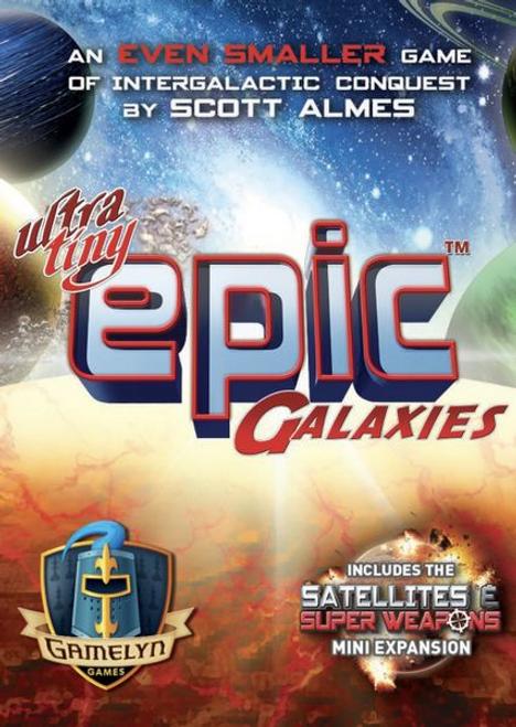 Ultra Tiny Epic Galaxies