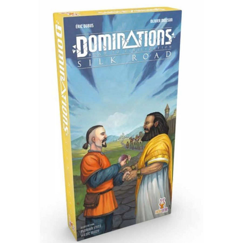 Dominations: Silk Road