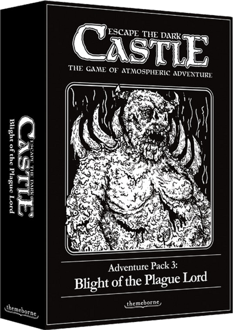 Escape the Dark Castle: Blight of the Plague Lord