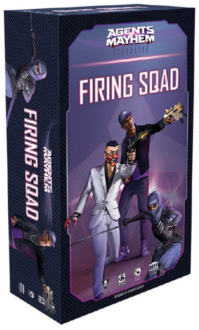 Agents of Mayhem: Firing Squad
