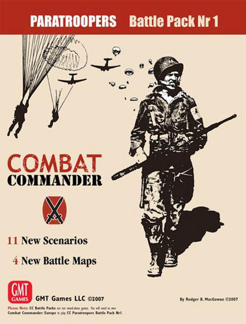 Combat Commander: Battle Pack #1 – Paratroopers