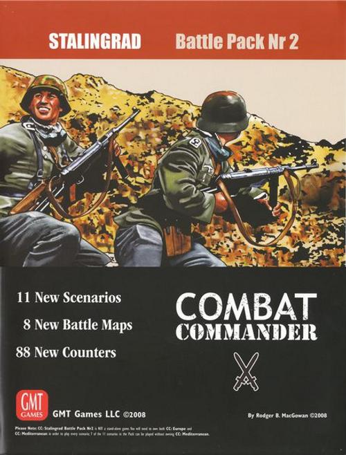 Combat Commander: Battle Pack #2 - Stalingrad
