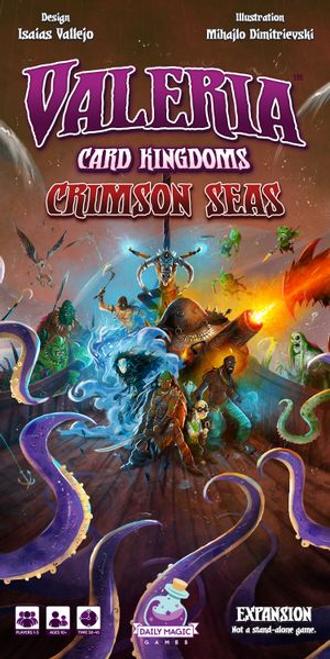 Valeria: Card Kingdoms – Crimson Seas