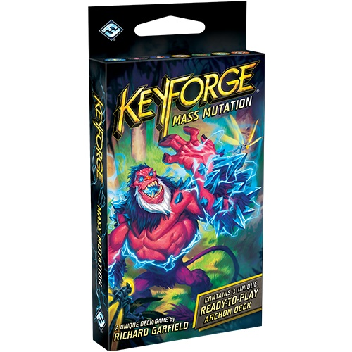 KeyForge: Mass Mutation Deck