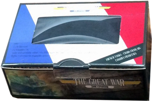 The Great War: French Tanks