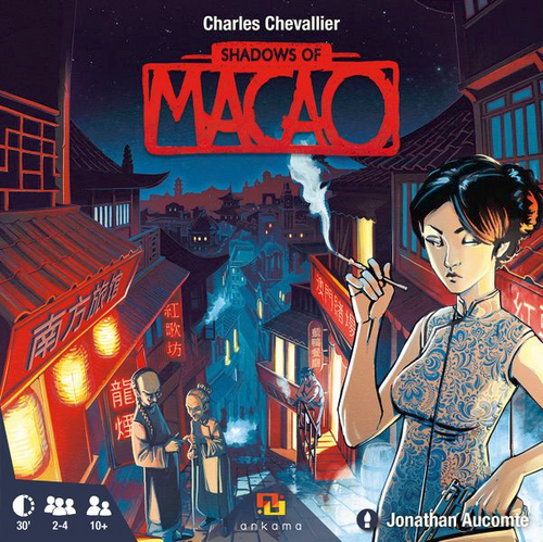 Shadows of Macao