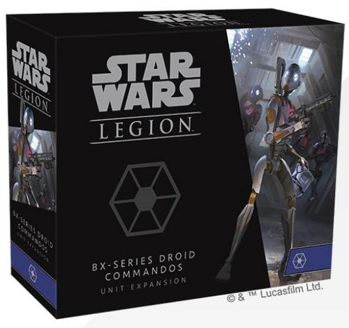 Star Wars: Legion - BX-series Droid Commandos Unit Expansion