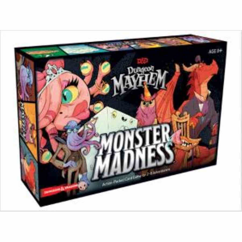 Dungeons & Dragons: Dungeon Mayhem - Monster Madness