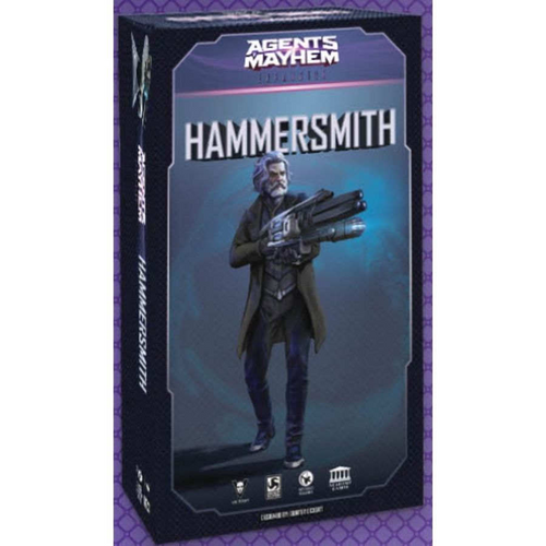 Agents of Mayhem: Hammersmith