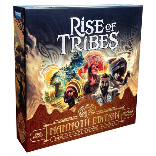 Rise of Tribes Mammoth Edition