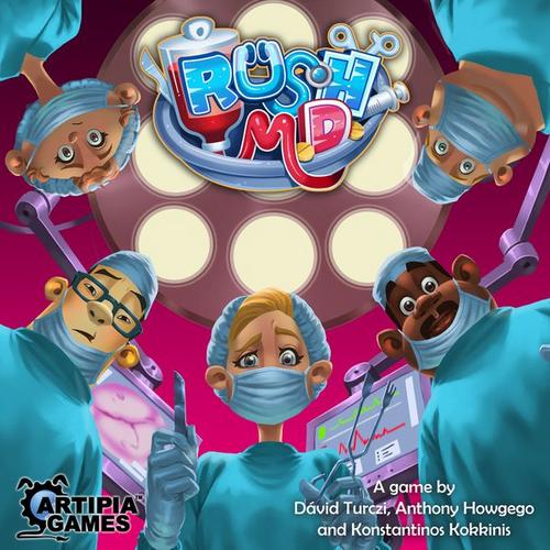 Rush M.D.