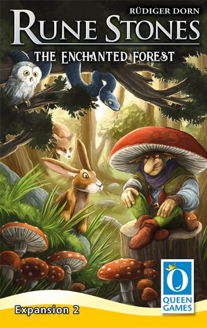 Rune Stones: Enchanted Forest