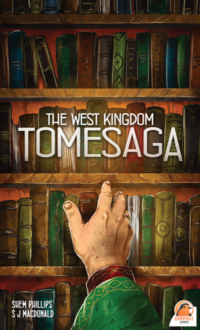 The West Kingdom: Tomesaga Expansion