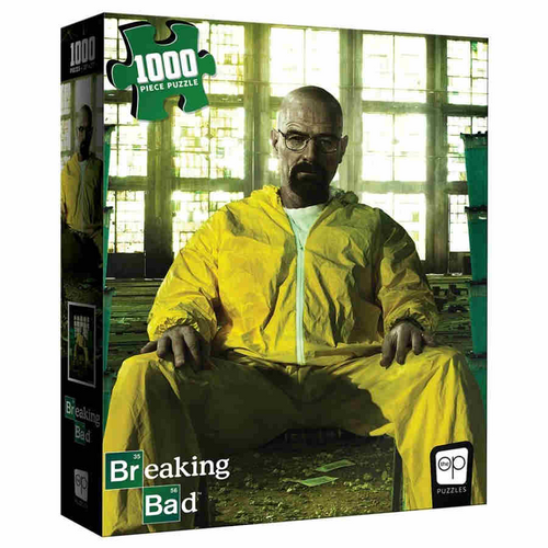 Breaking Bad 1000 Piece Puzzle