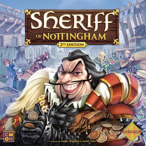 Sheriff of Nottingham ( second edition )