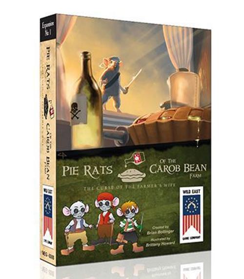 Pie Rats of the Carob Bean Farm: Curse of the Farmer's Wife