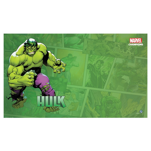 Marvel Champions LCG: Hulk Mat