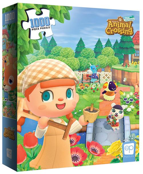 Animal Crossing New Horizons 1000 Piece Puzzle