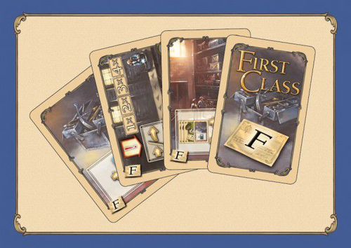 First Class: Module F – Storage and Factory
