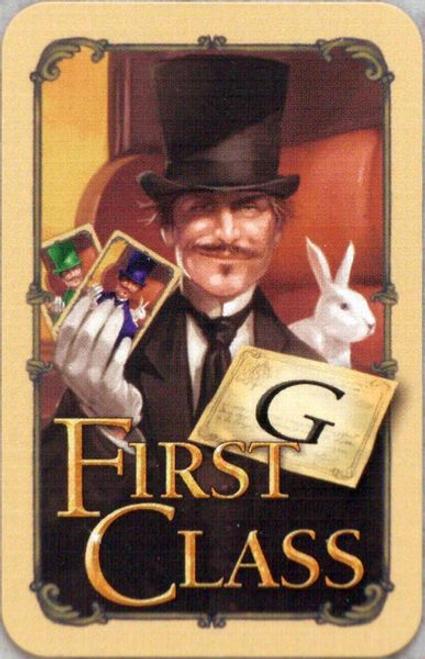 First Class: Module G – The Magician