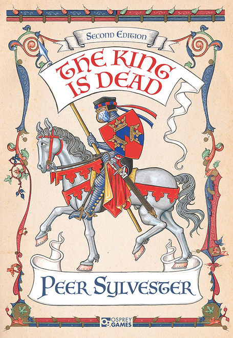 The King is Dead ( second edition )