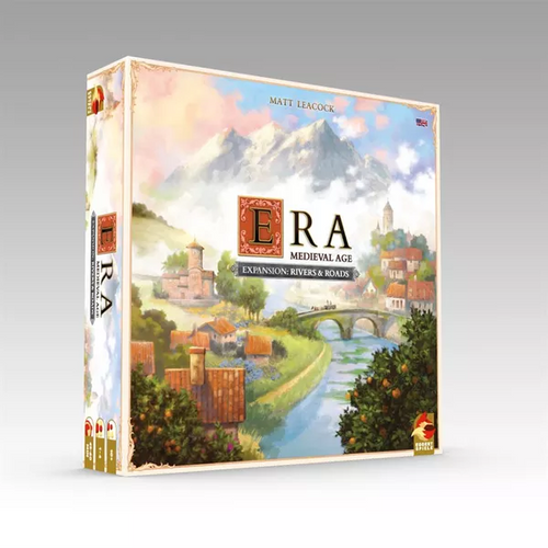 Era: Medieval Age – Rivers & Roads Expansion