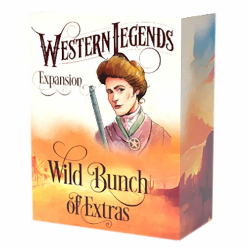 Western Legends: Wild Bunch of Extras