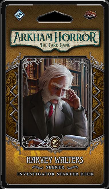 Arkham Horror: The Card Game - Harvey Walters Investigator
